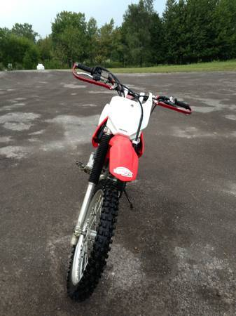 Transsexual dirt bike ohio